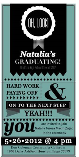 10 ultra cool graduation invitation cards