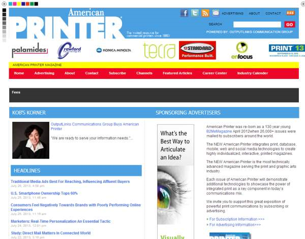 American Printer Magazine — Home Page Printing industry news, notes and featur_2013-07-30_15-01-03-Optimized