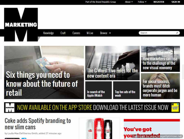 Marketing - the UK's leading title for marketing professionals. - Google Chrome_2013-07-08_09-52-14-Optimized