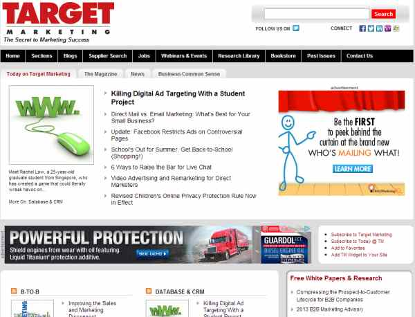 Strategies and Solutions for Profitable Direct and Target Marketing Target Mar_2013-07-08_10-06-14-Optimized