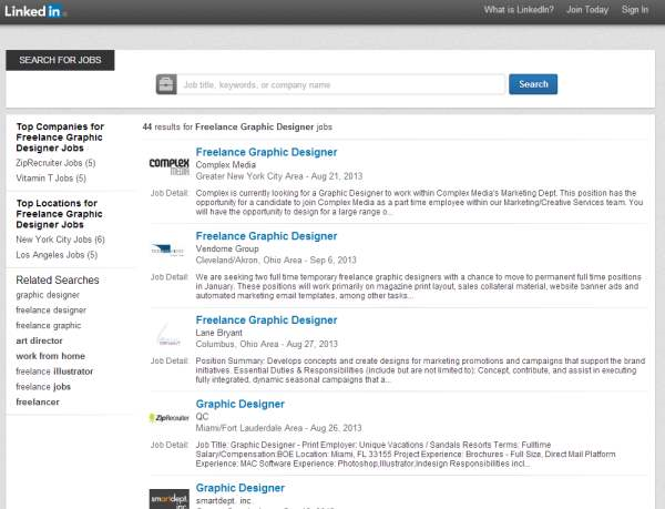 Freelance Graphic Designer Jobs LinkedIn - Google Chrome_2013-09-17_12-59-24