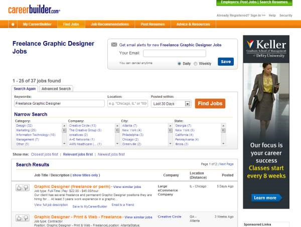 Freelance Graphic Designer Jobs on CareerBuilder.com - Google Chrome_2013-09-17_13-00-16