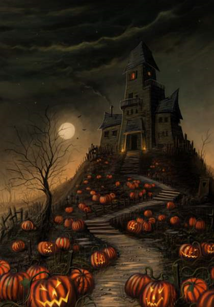 Halloween Mansion by jerry8448 on deviantART - Google Chrome_2013-09-25_13-57-21