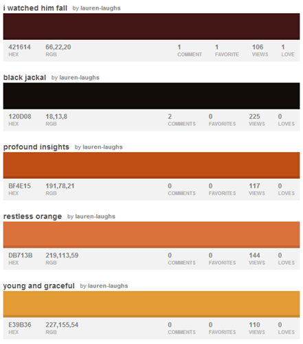 Palette pumpkin attack COLOURlovers - Google Chrome_2013-09-25_11-14-52