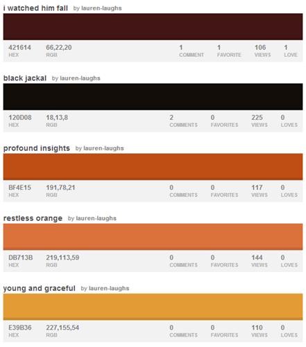 Palette pumpkin attack COLOURlovers - Google Chrome_2013-09-25_11-14-52