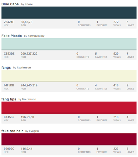 Palette scary costume COLOURlovers - Google Chrome_2013-09-25_11-20-29