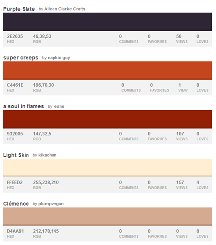 Palette scary monsters COLOURlovers - Google Chrome_2013-09-25_11-22-26