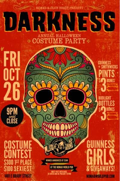 30 Wicked Halloween Designs