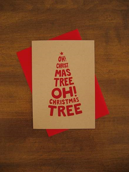 Oh Christmas Tree (Red) - Holiday Card (set of ... Christmastime is… - Google _2013-10-09_10-42-21-Optimized