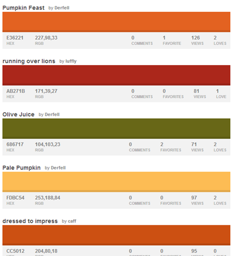 Palette Pumpkin Feast COLOURlovers - Google Chrome_2013-10-23_13-22-52