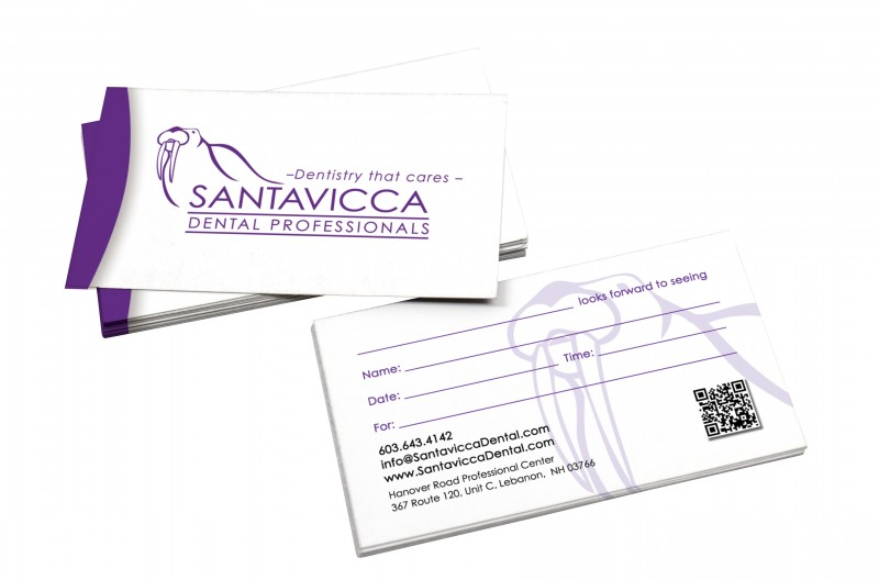 Whats the difference between coated and uncoated business cards colourmoves