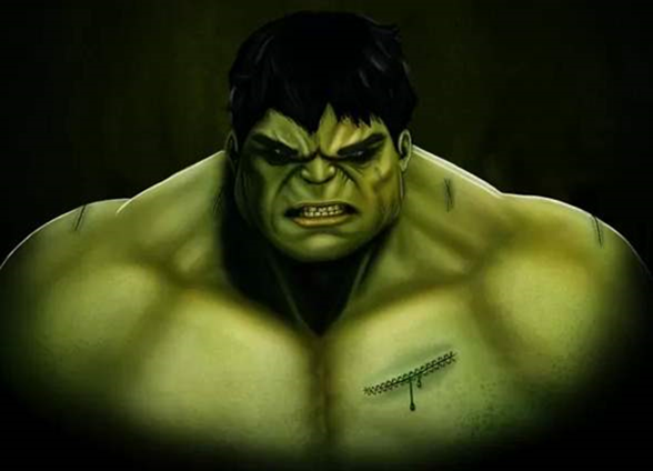 Create an Amazing CG Illustration of The Incredible Hulk Photoshop Tutorials -_2013-11-14_14-30-26