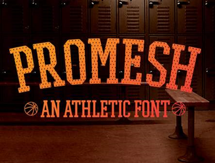 PROMESH - A Free Athletic Font on Behance - Google Chrome_2013-12-17_14-17-59-Optimized