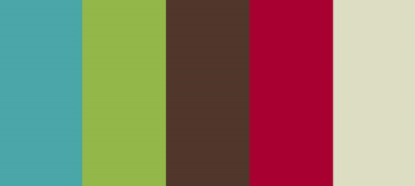 Christmas Colors Palette.30 Cool Christmas Color Palettes