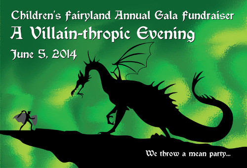 Save-the-date for Children's Fairyland.