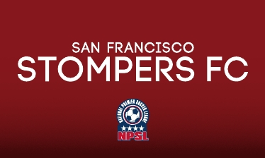 The front of the San Francisco Stompers business cards.