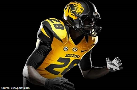 d69f97f29 Check out these awesome Missouri Tiger uniforms  12. Missouri Tigers -  Google Chrome 2014-05-01 09-47-07