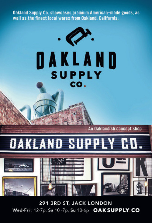 Postcard for Oakland Supply Co.