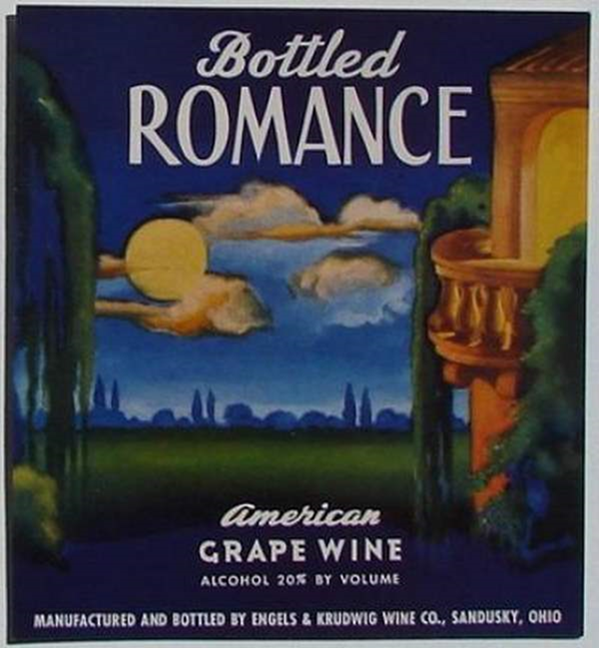BOTTLED ROMANCE Vintage Sandusky, OH. Wine Label - Google Chrome_2014-07-29_03-41-46
