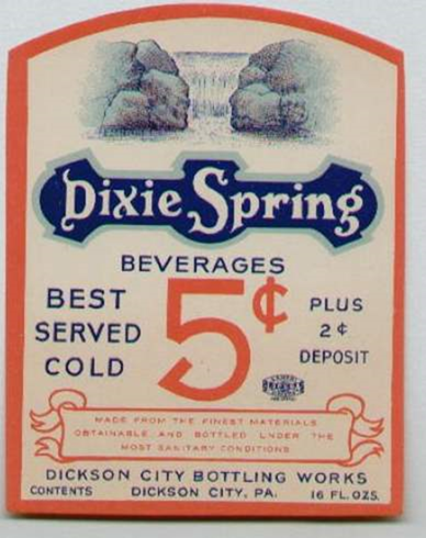 DIXIE SPRING Vintage Beverages Label - Google Chrome_2014-07-29_06-58-11