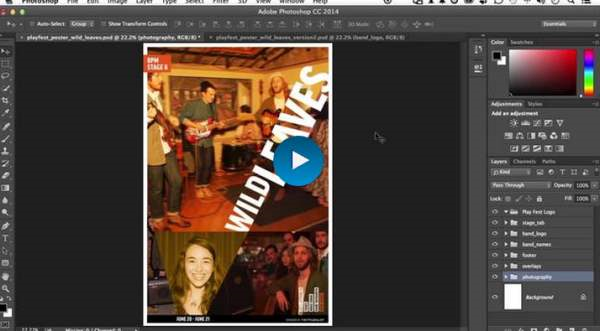Linked Smart Objects in Adobe Photoshop CC | ANDREW TRICE