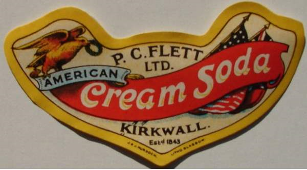 P. C. FLETT Vintage Cream Soda Label - Google Chrome_2014-07-29_06-44-49