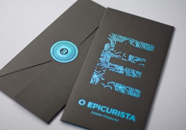 Epicurista envelope seal