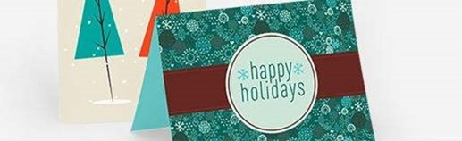 Save on folded holiday cards at PsPrint! - Google Chrome-Optimized