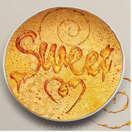Delicious honey text effect in Photoshop - Google Chrome-000090