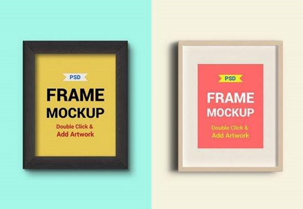 GraphicsFuel Premium & Free Graphic & Web Design Resources! – Photo Frames PSD-000150