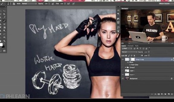 Slingshut.com How to Turn Any Image Into an Illustration in Adobe Photoshop - G-000099