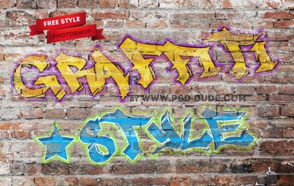 graffiti-photoshop-text-effect