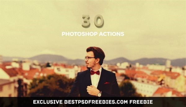 25 New Photoshop Freebies for September