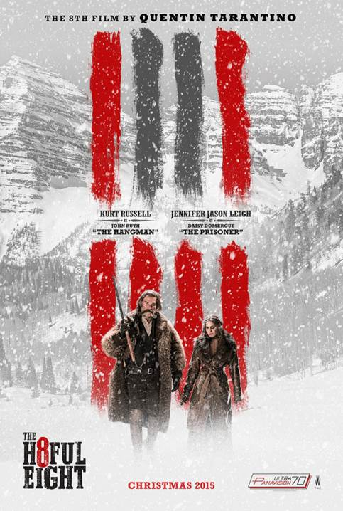 hateful 8 move poster tutorial