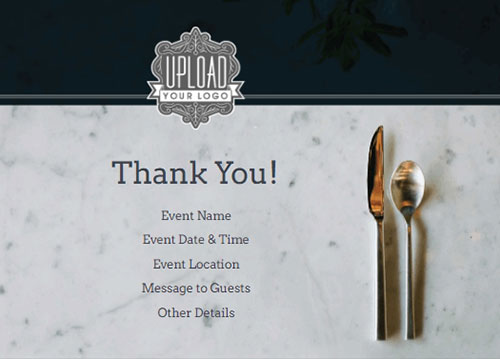How often should you show customer appreciation psprint blog free thank you card template m4hsunfo