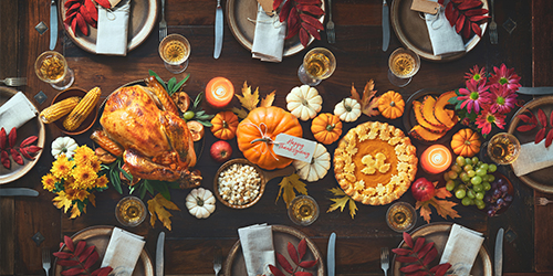 16 fonts for Thanksgiving designs