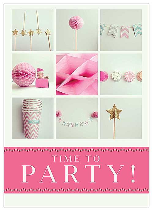 10 Amazing And Free Birthday Invitation Card Templates Psprint Blog
