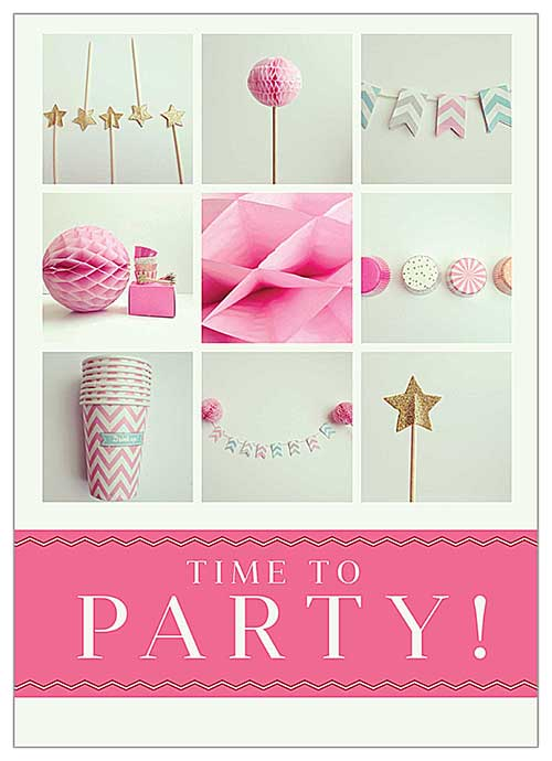 10 Cool Birthday Invitation Card Ideas