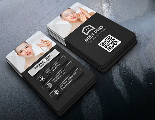 2017 Business Card Trends