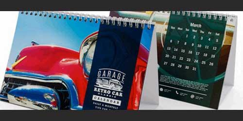 Corporate Calendar Theme Ideas : Desk calendar themes for powerful year round marketing