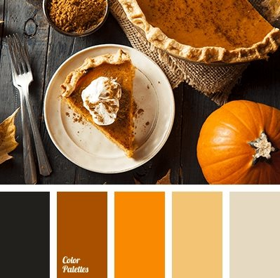 25 Color Palettes For Brilliant Fall Designs Psprint