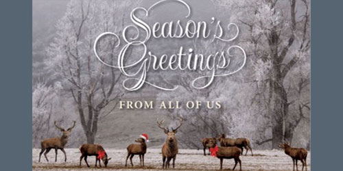 what s the easiest and cheapest way to print your own holiday cards