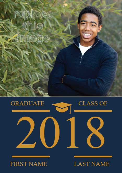 free graduation invitation card template