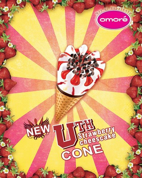 Omore ice cream promo
