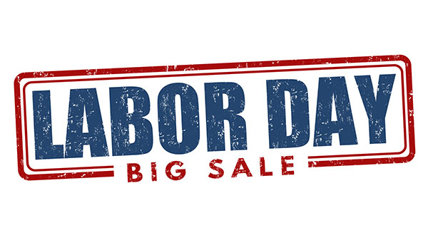 Labor Day print marketing ideas