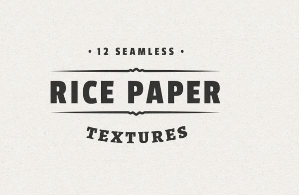 seamless rice paper textures