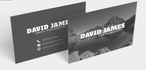 25 new photoshop freebies for july psprint blog travel photography business card templates on creative taco cheaphphosting Image collections