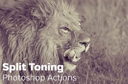 split toning photoshop actions