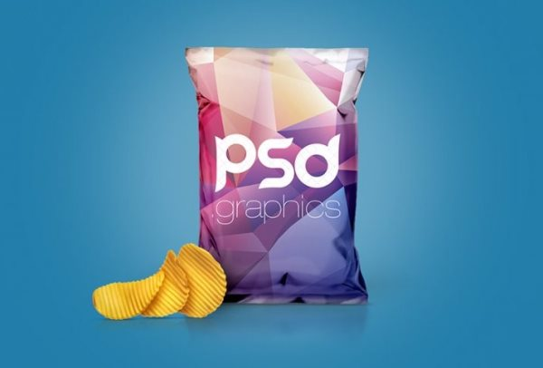 chips packaging psd
