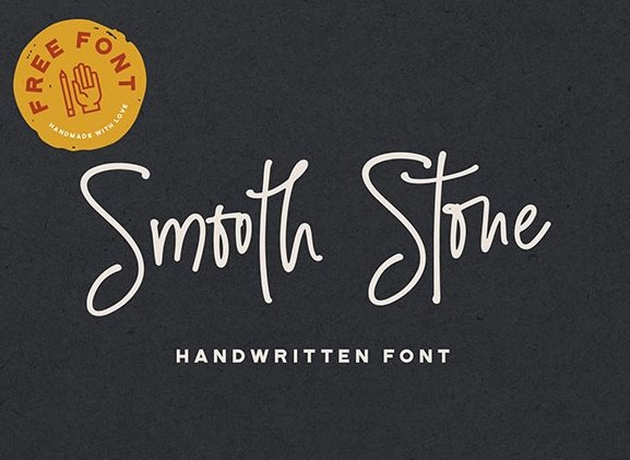 free handwritten font for Photoshop
